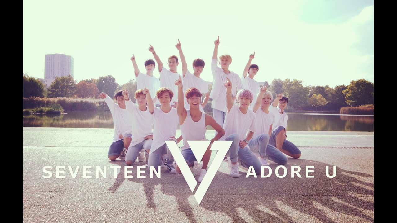 Seventeen Kpop Adore U