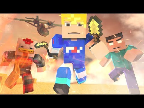 Griefer Legends: A Lost Friend (Episode 1) - Minecraft Animation