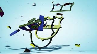 FC Barcelona Logo Animation 4K || After Effects Logo Animation
