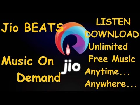 Jio Beats | Music On Demand | Unlimited Free Music | Download Unlimited Songs