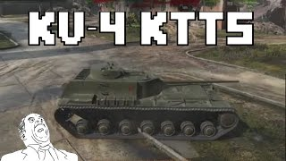 world of tanks    kv 4 ktts spotted in game