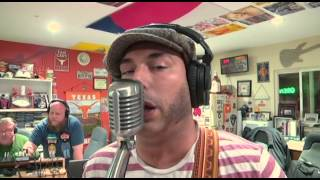 "The Shaken Growlers - ""Slab Town"" - LIVE - The Spud Goodman Show 9-11-14"