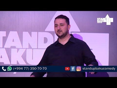 Cəmil Məmmədli (Stand UP Baku 6-cı şou)