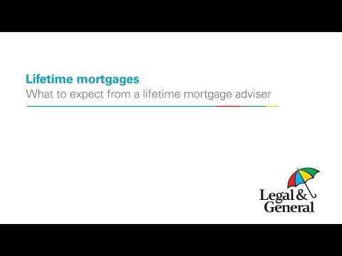 What to expect from a lifetime mortgage adviser