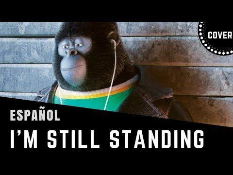 SING - I'm Still Standing - ( Taron Egerton ) ESPAÑOL