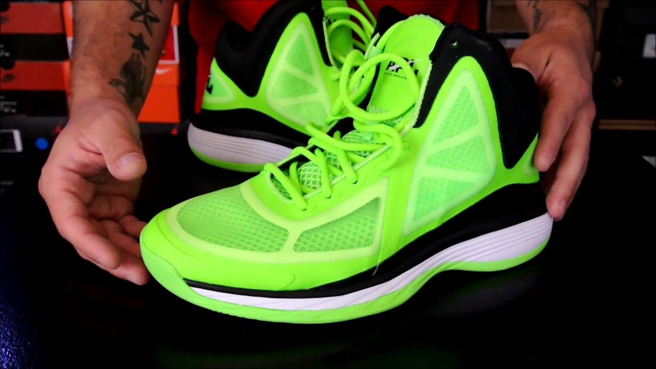 Concept  Basketball Shoes Review