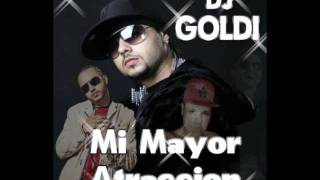 mi mayor atraccion (official remix) - tony dize ft Dj Goldi