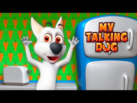My Talking Dog – Virtual Pet Android Gameplay (HD)