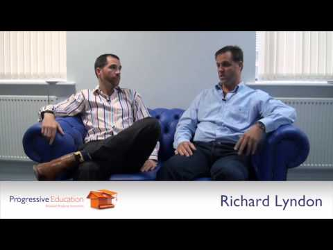 Rob Moore Interviews Richard Lyndon: Property Deal Packaging Replaced My Income