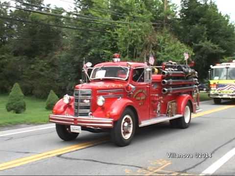 Maybrook,ny Engine Company 1 - 100th Anniversary Parade