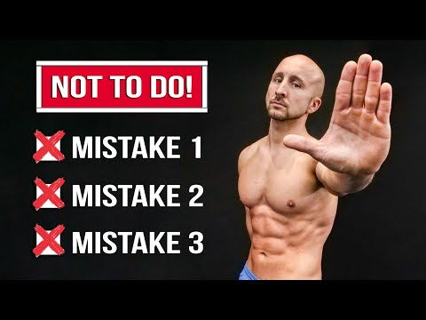STOP Doing These 3 Workout Mistakes!