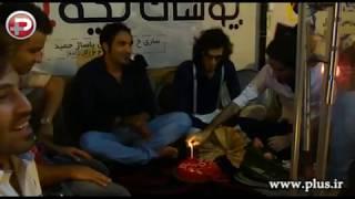 تصاویری از جشن تولد مرتضی پاشایی در یک کنسرت و رستوران خانوادگی تا اشک های طرفدارانش