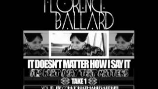 "Florence Ballard - Alternate Take 1: ""It Doesn"