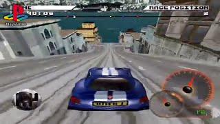 Test Drive 4 (PS1 Gameplay)