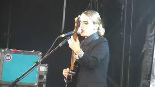Anna Calvi - 'First We Kiss' (Live at EOTR 2012)