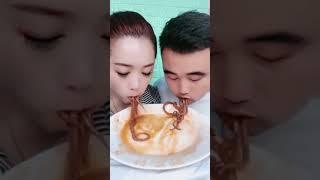 Asmr 먹방 | 매운 해산물 먹기 쇼