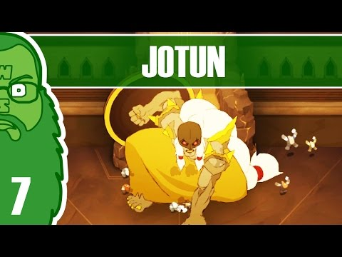 The Cave Jotun of Wealth | Jotun Gameplay - Ep. 7 (Let's Pla