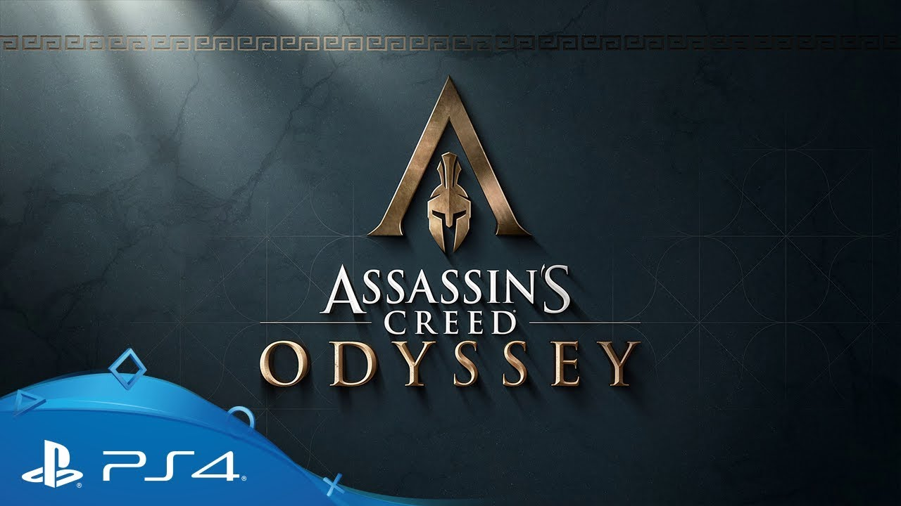 Assassin's Creed Odyssey   E3 2018 Reveal Trailer   PS4