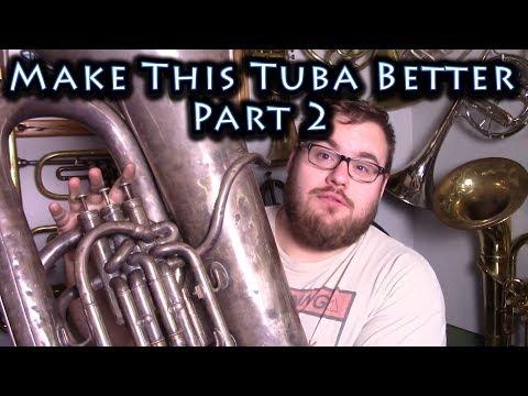 1926 Tuba Improvement Project - Part 2