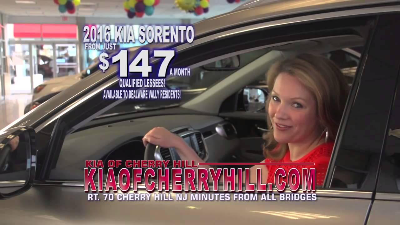 Cherry Hill Kia Sorento May 2015 Special