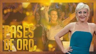 Estos son TODOS los pases de oro de Eva Hache en 'Got Talent España' | Pases de oro