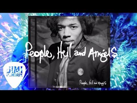 Jimi Hendrix - People, Hell & Angels (Trailer)