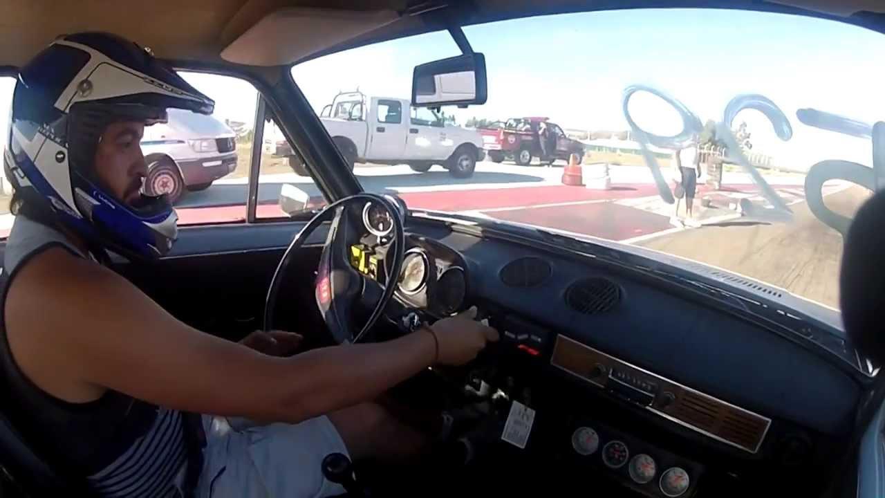 Fiat 128 Turbo - Diego Villegas - DRM turbos cat.5 - YouTube