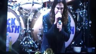 BLACK SABBATH - Paranoid - Live in Porto Alegre, Brazil, 28/11/2016