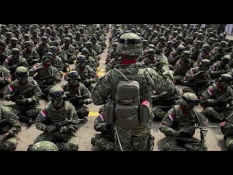 """Terbaru Hari Ini !! TNI Berhasil Menahan Kekuatan AU5TR4L1A DiWilayahnya."""" What"""""""