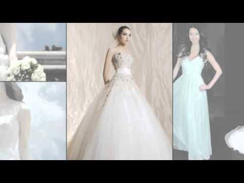 Wedding Gown Shops Brisbane - YouTube