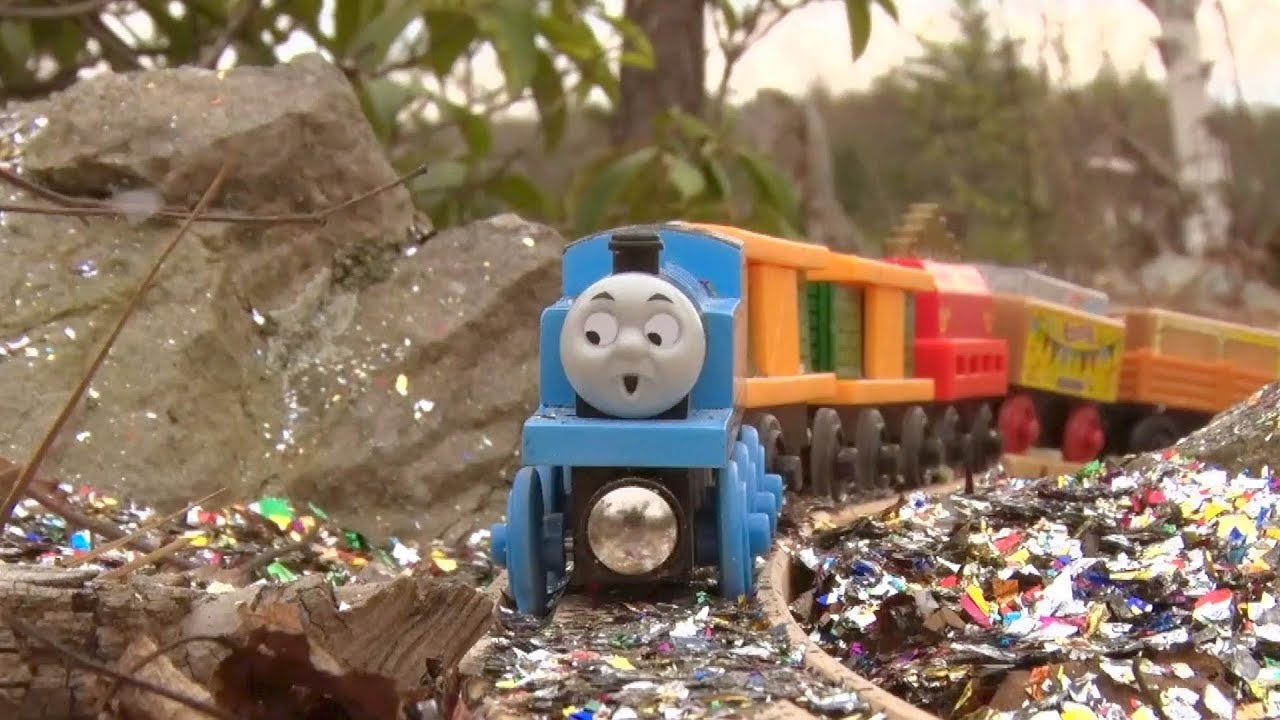 Flaws Music Video - Enterprising Engines- Thomas and Friends - YouTube