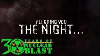 PÄNZER – I'll Bring You The Night (OFFICIAL LYRIC VIDEO)