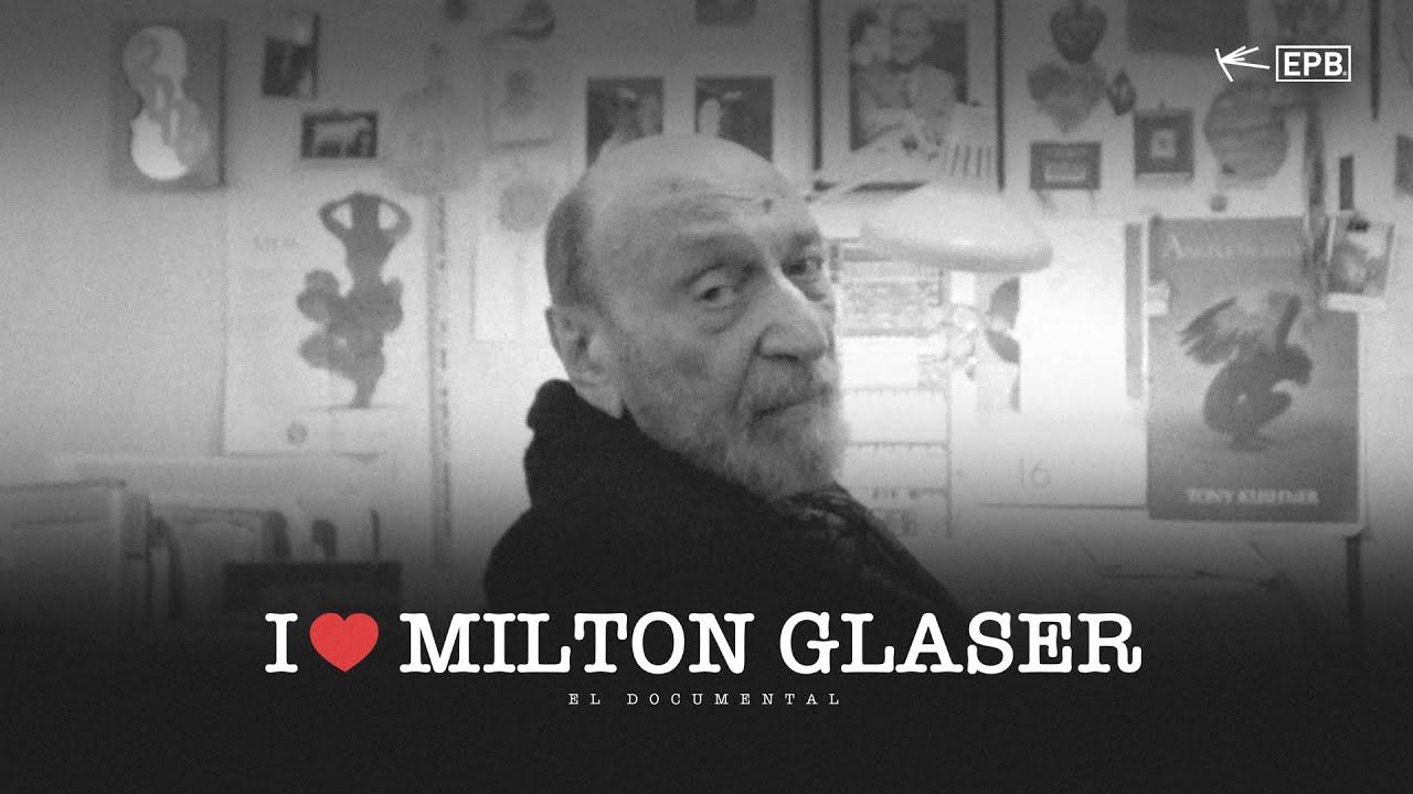I ❤️ Milton Glaser documentary