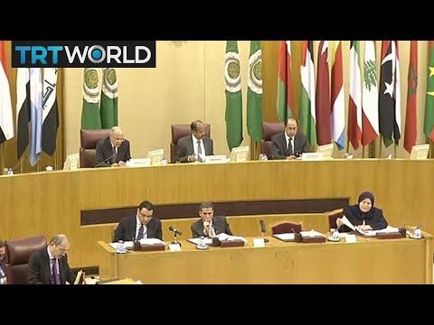 Palestine: Days of Rage - Arab League urges US to abandon Jerusalem move
