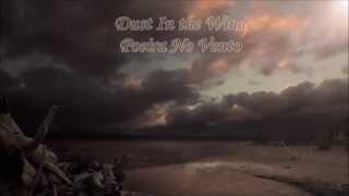 DUST IN THE WIND (Poeira No Vento) - MURRAY HEAD - tradução BR & Lyrics