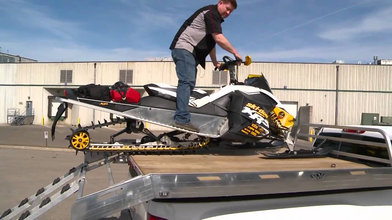 Truck Bed Sled Deck