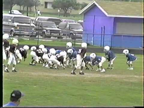 Jr. Colts vs. Sinton 1994