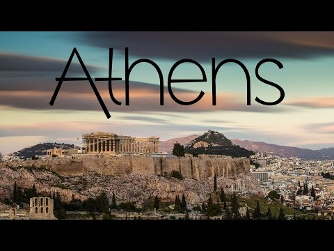 Photography in Athens, Greece