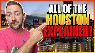Living in Houston Texas [EVERYTHING YOU NEED TO KNOW]