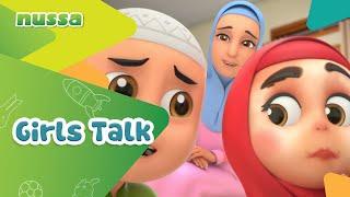 Gambar cover NUSSA : GIRLS TALK