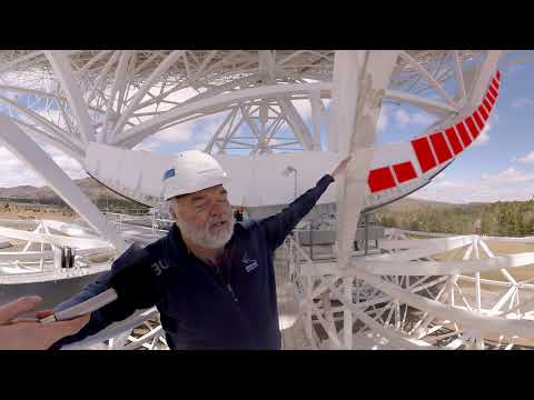Visit the Green Bank Telescope in VR (Part Two)