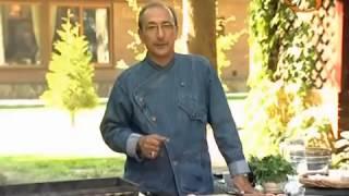 Узбекская кухня. Супер плов с шашлыком от Хакима Ганиева