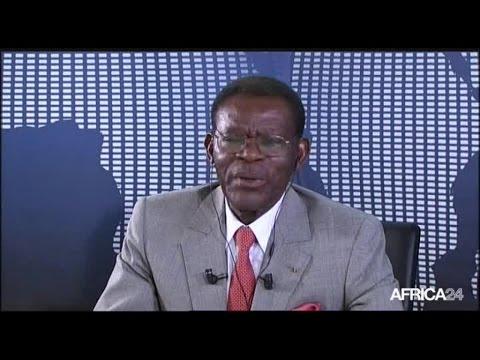 DÉBATS, Présidentielle 2016 en Guinée équatoriale avec l'invité Teodoro Obiang Nguema MBASOGO (2/3)