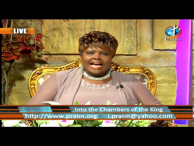 Apostle Purity Munyi - Into The Chambers Of The King 08-30-2019