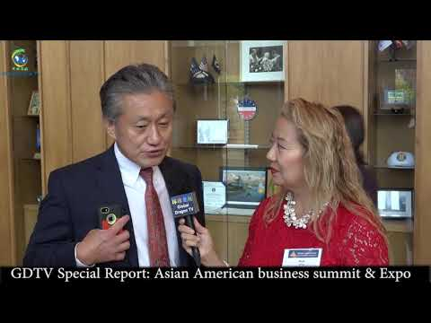 GDTV Special Report Asian American Business Summit  Expo
