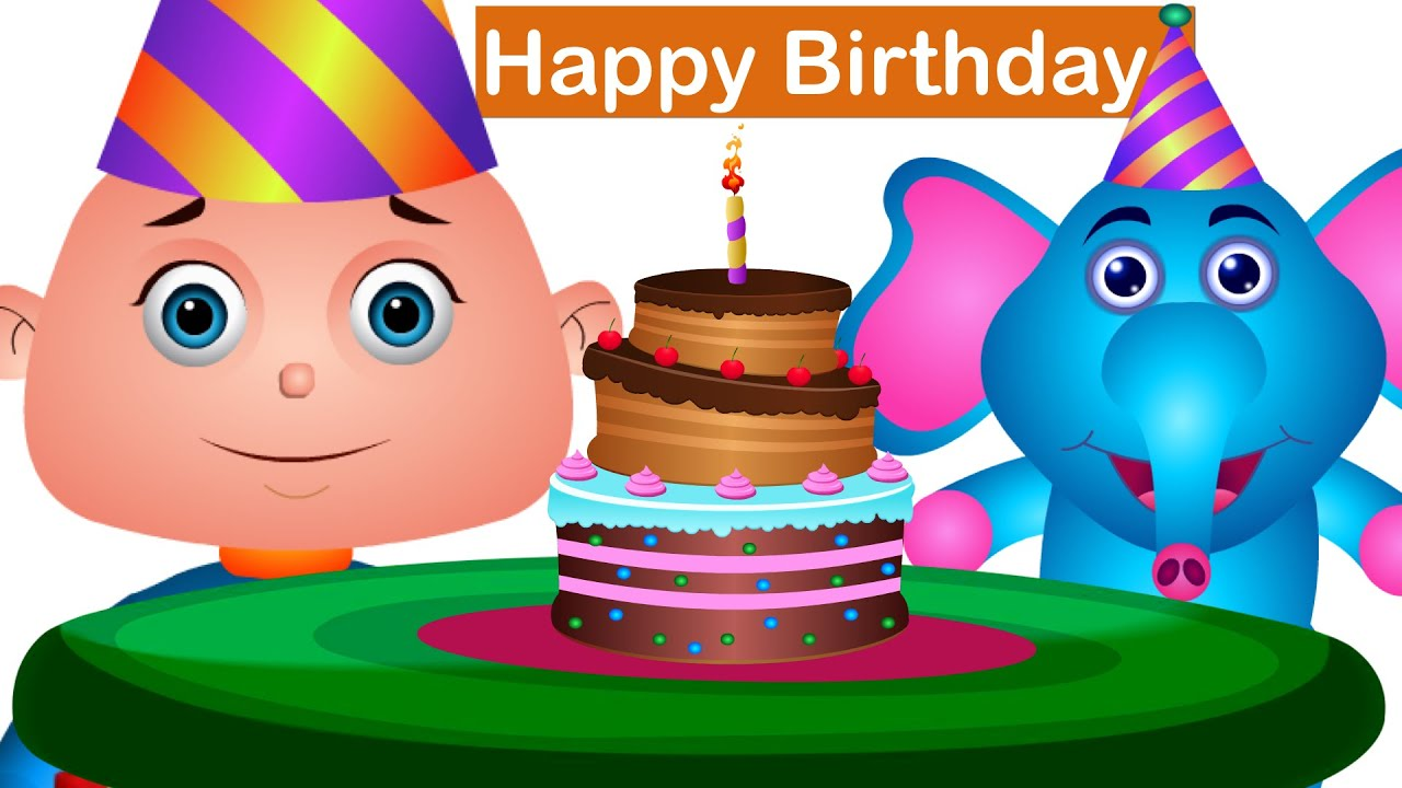happy birthday song - HD1920×1080