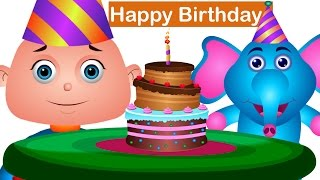 Video Happy Birthday Song And Many More - Nursery Rhymes Collection For Babies - Jamjammies Kids Songs download MP3, 3GP, MP4, WEBM, AVI, FLV Desember 2017