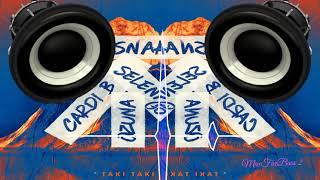 Taki Taki - DJ Snake(BassBoosted)(Feat.Cadi B , Ozuna & Selena Gomez)