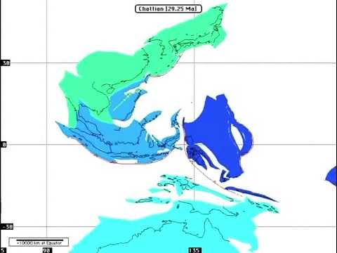 Plate Tectonic Reconstructions of SE Asia