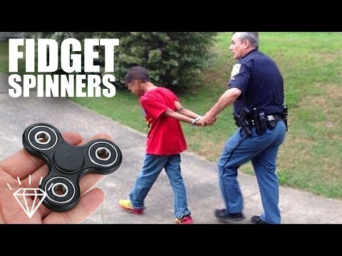 10 Times Fidget Spinners Got Kids in Trouble